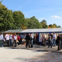 Rethen 2012 Einweihung des Boulodromes