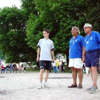 Bacharach 2001 Mittelrhein-Pokal