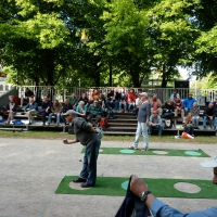Hannover 2014 Boulefestival / Tireur