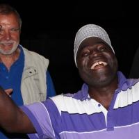 Honoré freut sich über Platz 3 beim Partylöwenturnier