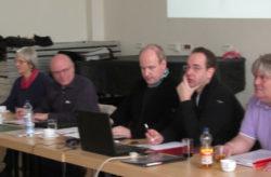 NPV Vorstand zu Beginn der OMV