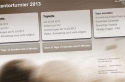 Online-Anmeldung Holstentorturnier