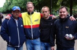 111 Teams beim Grand Prix Hannover