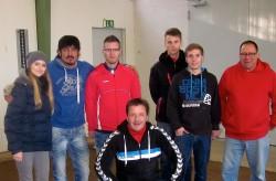 HallenCup-Start beim TSV Krähenwinkel-Kaltenweide