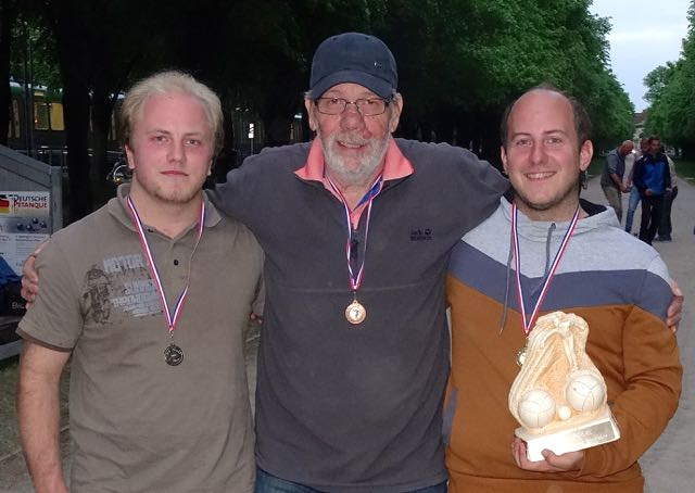Tomi-Xaver + Karl + Till-Vincent