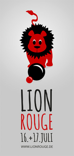 Lion Rouge – 4 Turniere an 3 Tagen