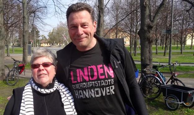 Linden ist die Hauptstadt von Hannover berichteten treffend zwei gebürtige lindener