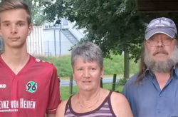 Totes Rennen in Bordenau