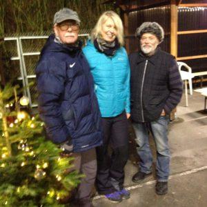 vlnr.: Jochen Grethe, Birgit Sommerfeld, Hartmut Anders