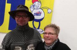 Tagessieger wurden Hella und Roland bei der Winterrunde am 06.11.2017