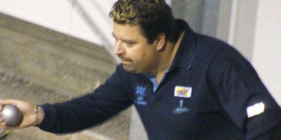 Philippe Quintais beim Schwalbe-Turnier