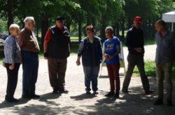 Schnupper-Boule für Senioren auf der 2.Boulefête