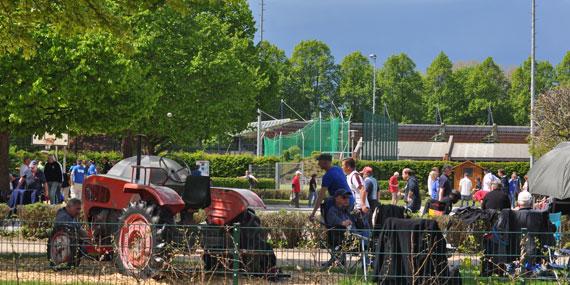 Gänselieselturnier in Göttingen