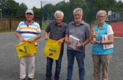 Bärbel Kuhlmann gewinnt die Grubenlampe