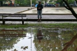 DM Mixte Berlin im Regen